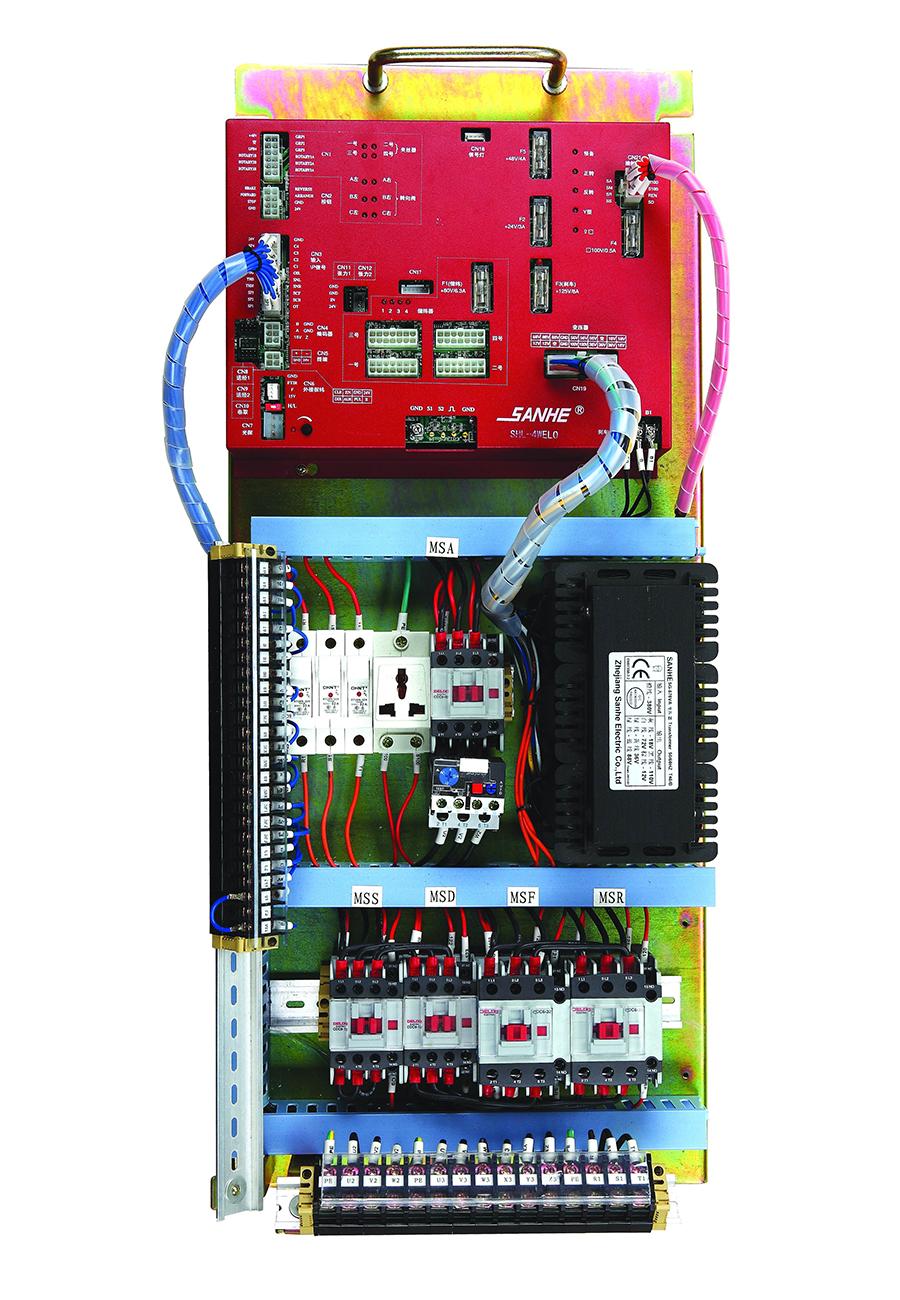 SHL-2/3/4W Loom Control System